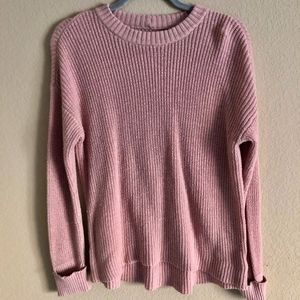 Pink American Eagle Outfitters Sweater